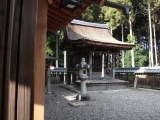 苗村神社十禅師社本殿