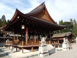苗村神社拝殿