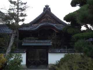 弘誓寺茶所