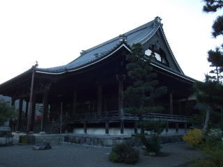 弘誓寺本堂
