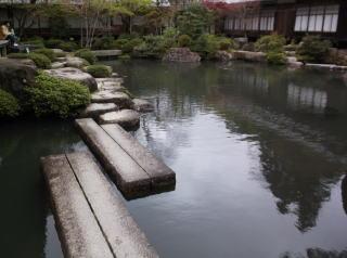百済寺本坊庭園