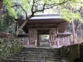 百済寺仁王門