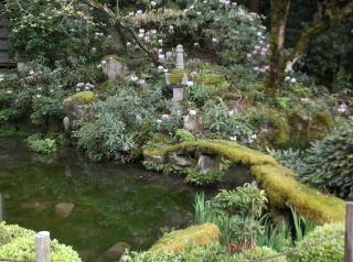 明寿院庭園