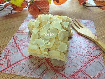 米粉のりんごのスクウェアケーキ2