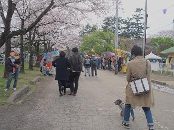 清水公園20160403-1