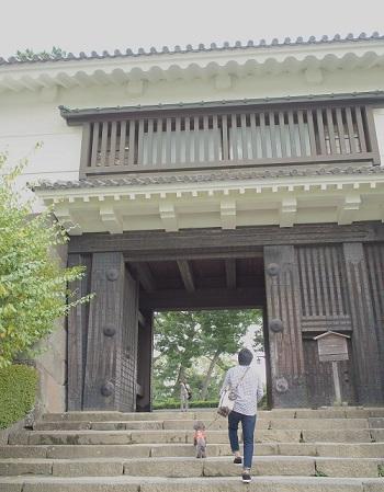 小田原城20160929-3