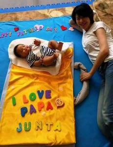 150527赤ちゃんアート01