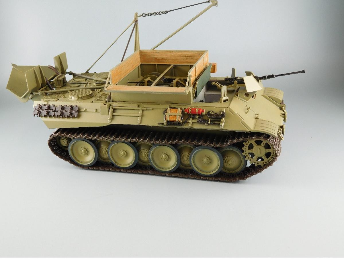 戦車回収車