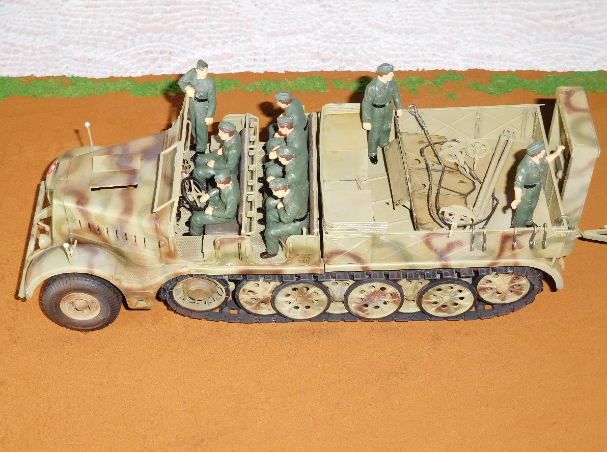 戦車運搬車