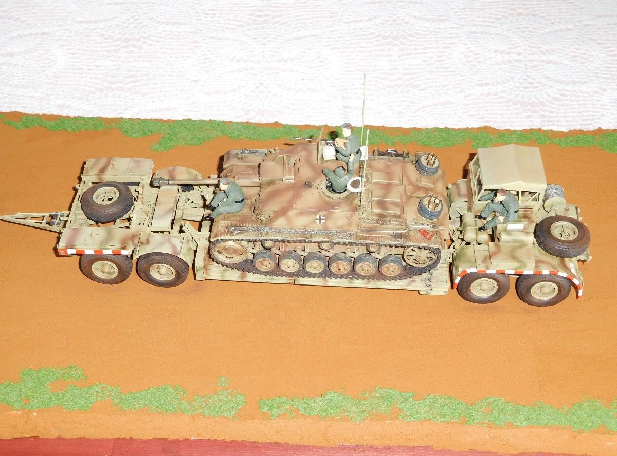 戦車運搬車2
