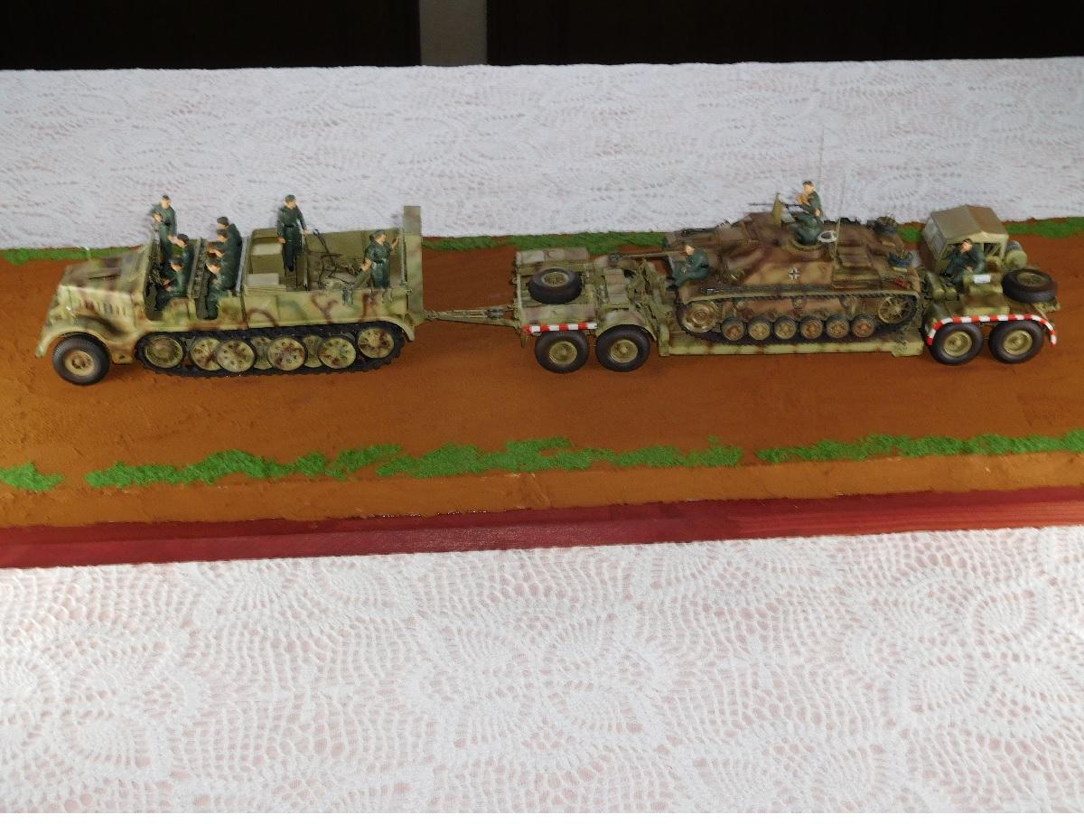 戦車運搬車3