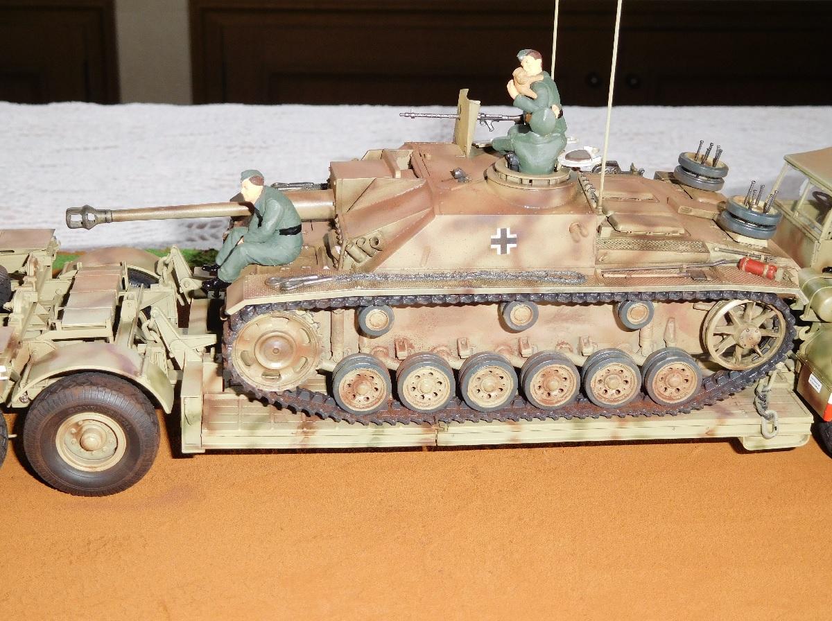戦車運搬車4