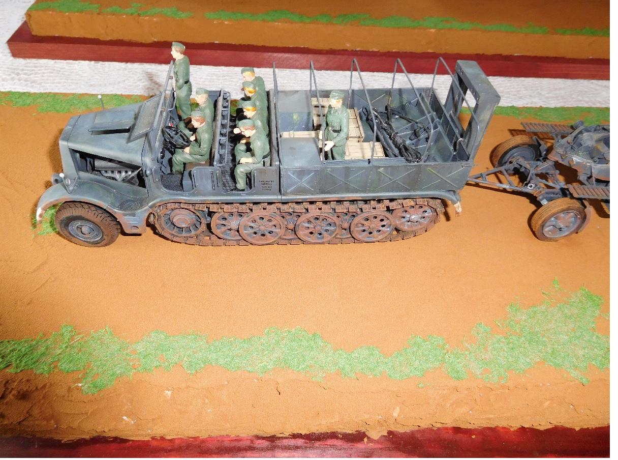 戦車運搬車12