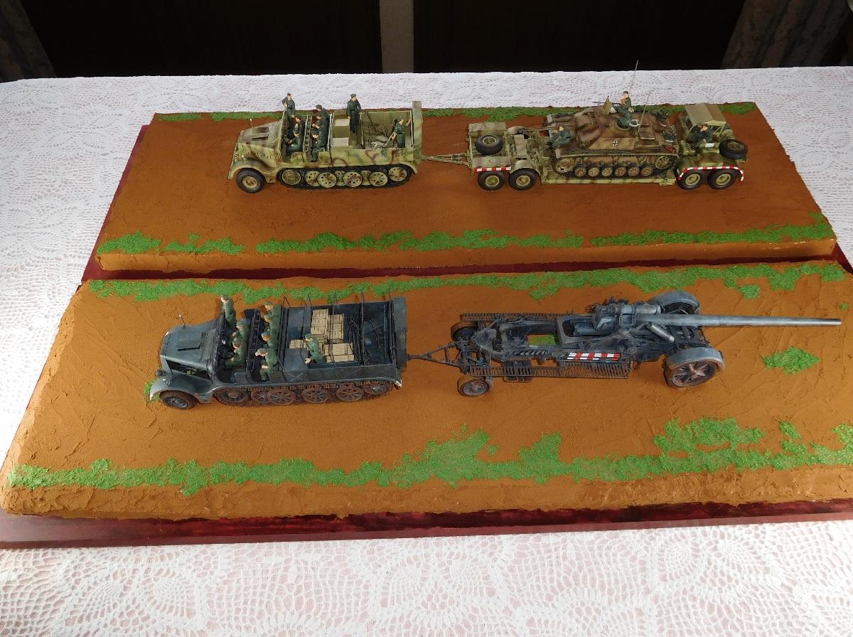 戦車運搬車14
