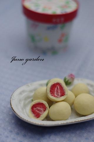 イチゴチョコ160525