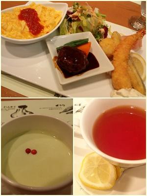 洋食レストラン160825