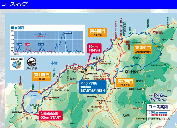 丹後コース2016