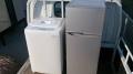 洗濯機2013、冷蔵庫レンジ炊飯器2009、衣装ケース、ガラステーブル、テレビ台 i