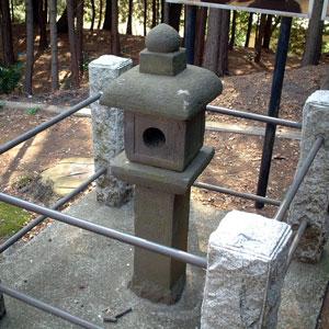寛永19年石燈籠