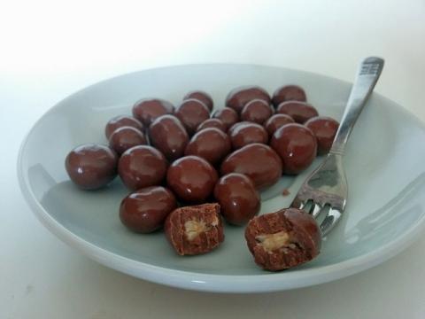 マレーシアベリーズココナッツチョコ4
