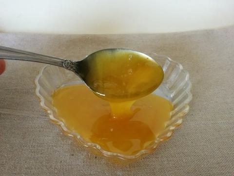 スロヴェニア産オレンジクリームハチミツとクルミのはちみつ漬け4