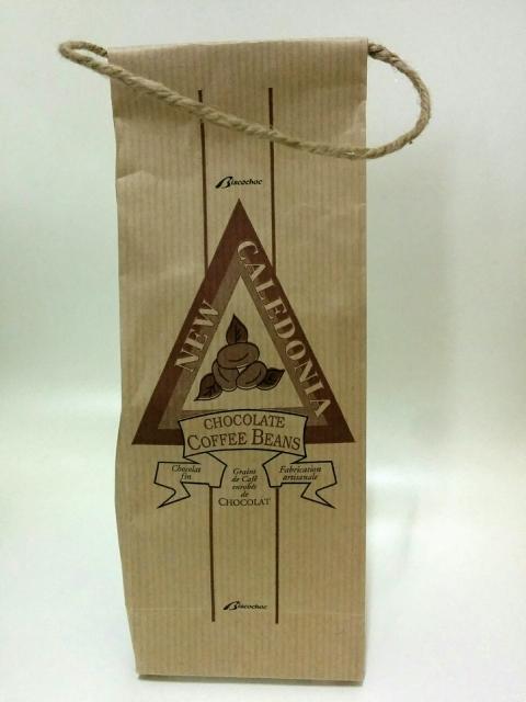 ニューカレドニア製コーヒービーンズチョコレート1