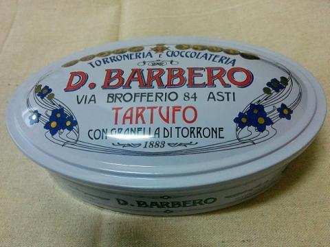 イタリア製バルベロトリュフチョコ1