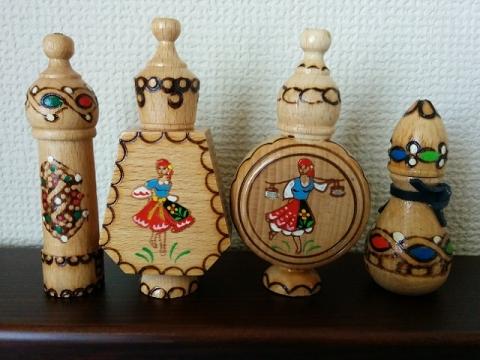 ブルガリアローズ木製ケース4