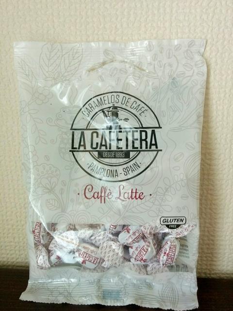 スペイン製カフェラテキャンディー1