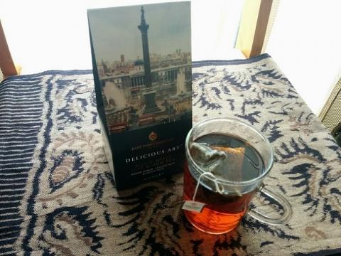 イギリス製東インド会社紅茶4