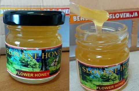 スロヴェニア産4種のハチミツ2