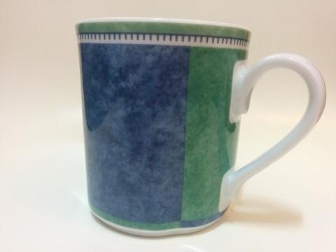 ドイツ製ビレロイ&ボッホ社のスイッチ3コスタマグカップ1