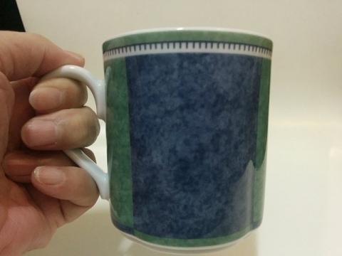 ドイツ製ビレロイ&ボッホ社のスイッチ3コスタマグカップ3