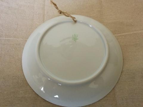 ハンガリーの有名陶器ホロハーザの飾り皿3