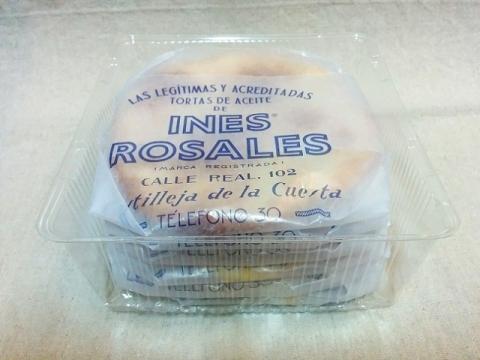 スペイン製 エキストラバージンオリーブオイルをたっぷり使った素朴な焼き菓子6