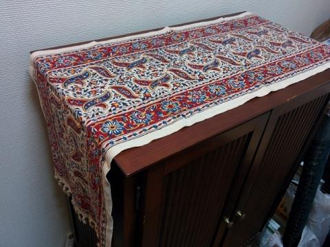 イラン テーブルランナー1