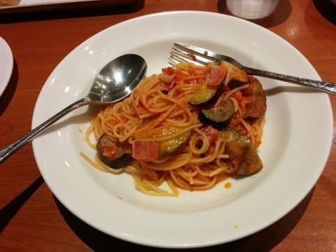 イタリアンレストランでランチ4