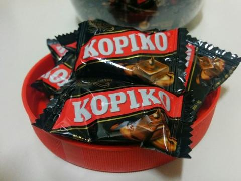 インドネシアの濃厚なコピコ コーヒーキャンディー2