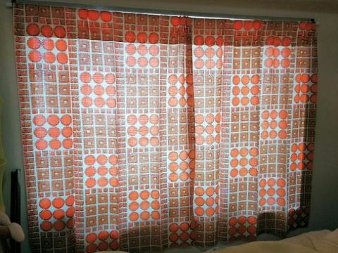 ラトビア・リガのカーテン4