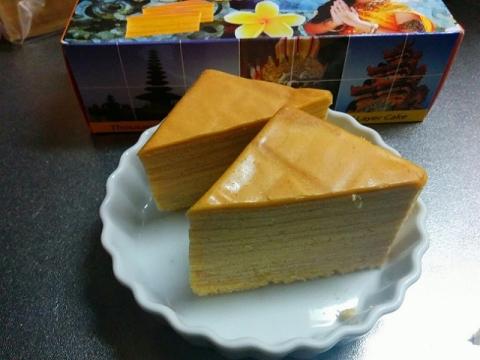インドネシア製バリ島のレイヤーケーキ4