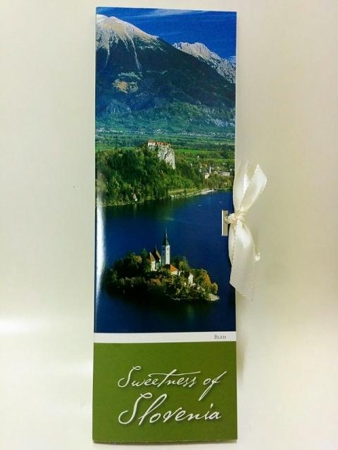 スロヴェニアのブレッド湖お土産用ルシファーチョコ1