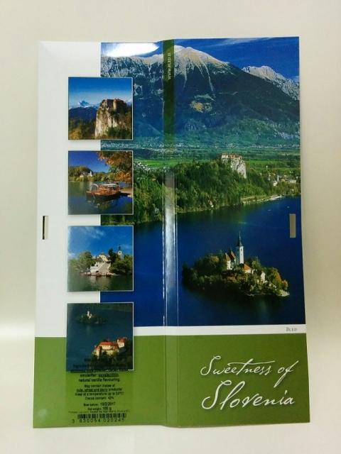 スロヴェニアのブレッド湖お土産用ルシファーチョコ3
