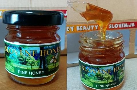 スロヴェニア産4種のハチミツ4
