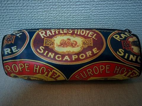 シンガポール ラッフルズホテル1