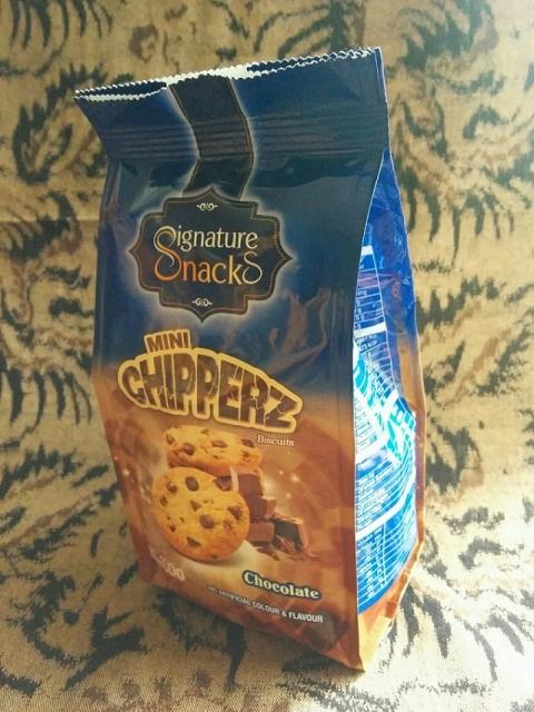 アラブ首長国連邦のチョコチップクッキー1