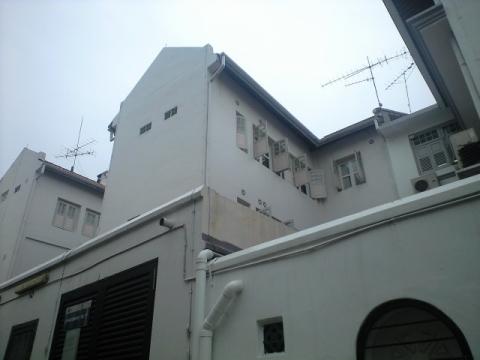 シンガポールショップハウス6