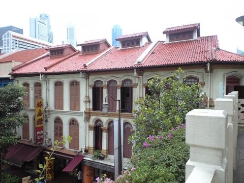 シンガポールショップハウス4