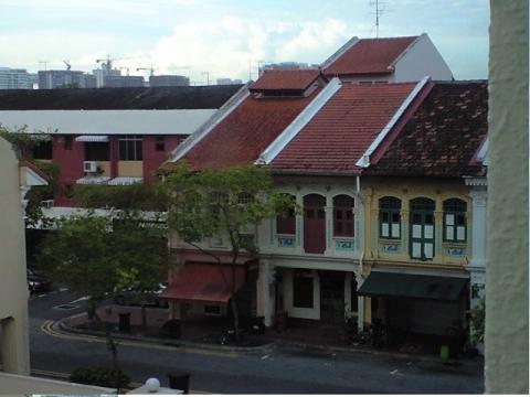 シンガポールショップハウス5