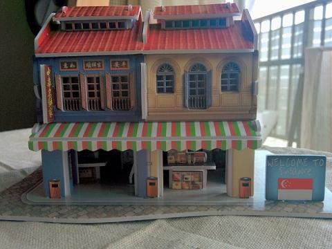 シンガポールショップハウス10