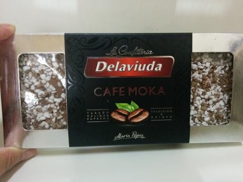 スペイン Delaviuda 社製カフェモカチョコ1
